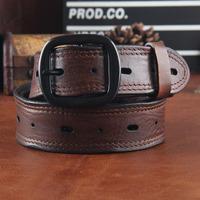 Designer Belts For Men High Quality New 2014 Casual Men Belt Brand Vintage Cinto Masculino De Couro Ceinture Luxury MBT0198