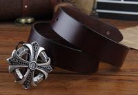 High Quality Genuine Leather Men Belt Brand Luxury New 2014 Designer Belts For Men Casual Mens Belts Cinto Masculino MBT0195