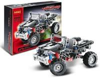Free shipping!Decool 3342 Technology Truck/Technic Transport Vanguard Car Model 142pcs learning & education building block set