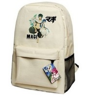 New 2014 Hot Korean Women and Men's Travel Bags Cartoon Printing Backpack High Quality Canvas Backpack School Bags Free Shipping
