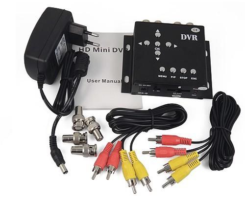 Freeshipping!!!HighDefinition DVR Video Audio Recorder Surveillance CCTV Motion detect Portable Car Vehicle Motor DVR(China (Mainland))
