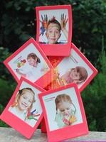 3R porta retrato 5 inch baby photo frame quadros de parede photo frame family