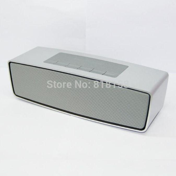 Double Subwoofer HIFI Portable Wireless Bluetooth Speaker Mini Loudspeakers USB music speakers sound box boombox SPK31(China (Mainland))
