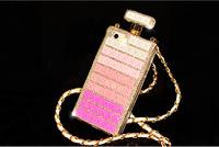 Case for iphone 6 Diamond Perfume Bottle phone case for iphone 6 Handbag TPU Cover for iPhone 6 free shipping