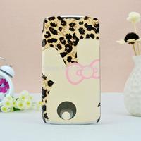 Lenovo S920 Case Lenovo S920 Cover leopard print rabbit Cute Case Cover Cell Mobile Phone Accessories Skin Shell