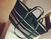 2014 New Hot Sale Ladies Leather Fringe Handbags Shoulder Bag  Fashion Unique  Tote Designer  Women Bolsos Mujer Big bags