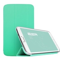 Green PU Leather Case Cover for  Samsung GALAXY Tab PRO T320 8.4 inch
