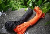 100 Feet Core 7 Core Survival Kits Umbrella Rope For PARACORD BRACELET Tent Camp 3 Colors