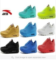 Free Shipping20 Colors Wholesale Famous 90 Hyperfuse Prm American Flag Men Women Sports Running Shoes Size:36-46