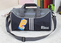 2014 New woman and man's Gym sports totes weekends travel messenger bag 4 colors online on sale free shipping