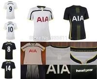 2015 Walker Loukakou Paulinho Deba about Erickson football shirt.14 15 Home away Tottenham soccer jersey