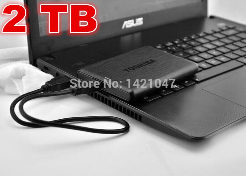 "Hard disk USB 3.0 hdd External 2TB 2.5"" Portable External Hard Drive 2TB Mobile Hard Disk HDD High quality High speed+(China (Mainland))"
