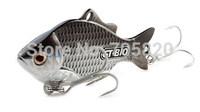 GT-BIO Emulational Carp Metal VIBRATION Bass fishing lures,49mm 22g,Free shipping
