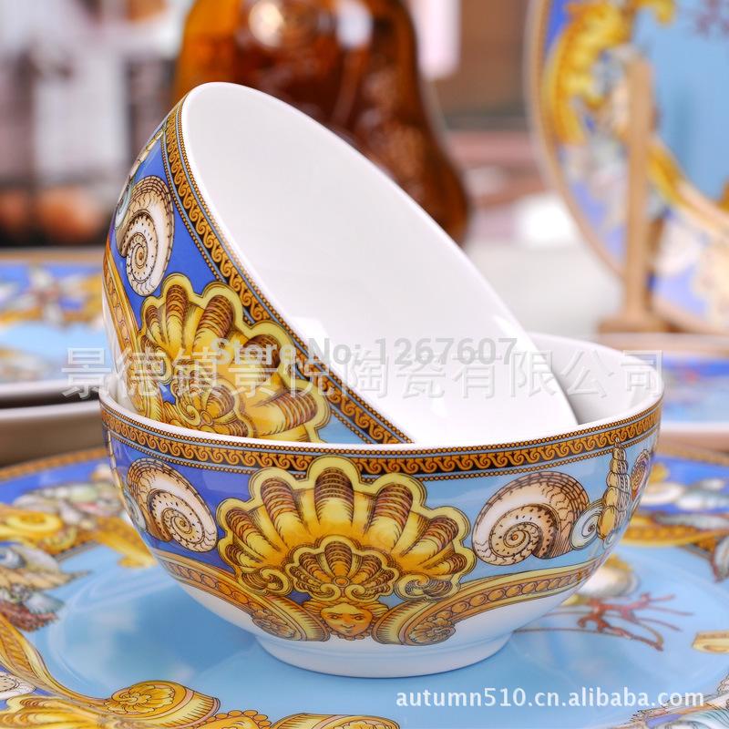 Western manufacturers, wholesale Jingdezhen Cutlery Set Cutlery Set Wedding(China (Mainland))