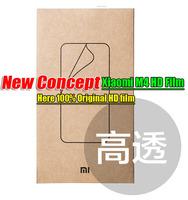 Original Xiaomi M4  Original HD film Xiaomi original M4  Protector film sell by Lot Cost price  Original seald, free shipping
