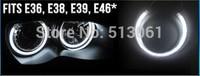 CCFL Angel Eyes for E46/E39/E36/E38 Headlight Kit We through fast free Hong Kong parcel sending