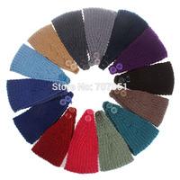 Fashion Women Lady Headband Hair band Knit crochet Ear Warmer Head wrap 10pcs/lot
