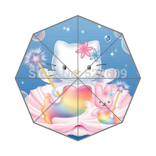 Newest Hello Kitty Umbrella Superior Quality(China (Mainland))