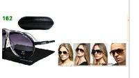 New High Quality Sunglasses  Frame Dark brown Sunglasses Mens and Womens sun glasses