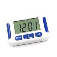 1pcs Digital Clock + 5-Zone Alarm + Kitchen Timer Alarm Count Up Down + Clock Magnetic
