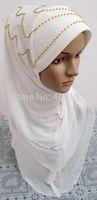 ISLAMIC ACCESSORY, ISLAMIC CLOTHING,ISLAMIC SCARF,MUSLIM SCARF, CAPS,SHAWL,FREE SHIPPING FEE,X64