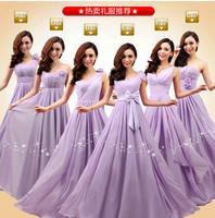 Long design bridesmaid dress formal dress Evening Party Dress   6 Kinds Designs