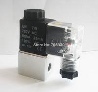 Parts of dental air compressor solenoid vave