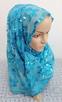 SCARF, MUSLIM SCARF, ISLAMIC SCARF,HATS,SEQUIN HATS,SEQUIN CAPS,FREE SHIPPING FEE,X62