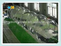 1.6m, 0.8 mm TPU , inflatable water walking ball, aqua ball , water  bubble ball