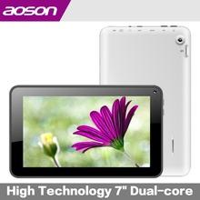 Free shipping Qual Core Allwinner A23S Cortex A8 android 4.2 2200mah 4/8GB dual camera hdmi 7inch tablet pc Bundle (China (Mainland))