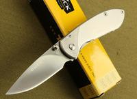 Buck folding knives outdoor sports survival tool hunting camping knife pocket knives free shipping GJ340
