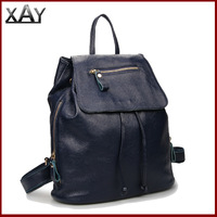 Women's Travel Bags Woman Bag Women's Backpacks Genuine Leather Backpack Vintage Fashion Student Satchel Free Shipping