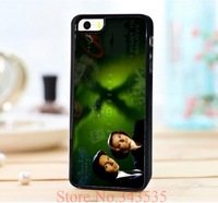 10PCS New X Files  Design Print On  PU Leather Hard Black for iphone 5 5s 5g 5th Case Cover