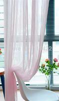 Modern brief stripe yarn curtain translucidus window screening customize finished curtain tulle for bedroom