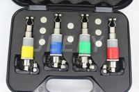 4pcs Drop Off Chain Indicators Chain Swingers set for Carp Fishing in plastic box