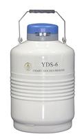 6 L Liquid Nitrogen Container Cryogenic LN2 Tank Dewar with Strap YDS-6