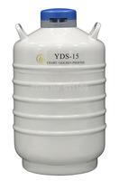 15 L Liquid Nitrogen Container Cryogenic LN2 Tank Dewar YDS-15