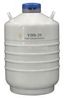 20 L Liquid Nitrogen Container Cryogenic LN2 Tank Dewar YDS-20