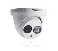 DS-2CE56C2T-IT3 HIKVIISON Original Turbo HD720P EXIR Dome Camera IP66 weatherproof  EXIR technology, up to 20/40m IR distance