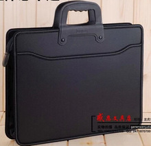 2014 selling business fashion A4 stereo portfolio envelope to bring the meeting with the bag(China (Mainland))