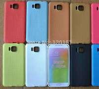 Official Style Soft TPU Back Case For Samsung Galaxy Alpha, 9 color, mix color accept, 200pcs/lot Via DHL Free