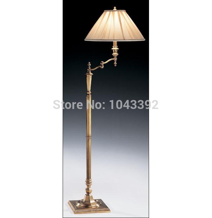 Standing Lamp Singapore Brass Floor Standing Lamps
