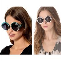 Fashion Summer Sun Glasses Coating Sunglass Gafas De Sol Cat Eye Sunglasses Women Brand Designer Vintage Oculos Feminin 9213