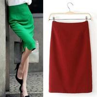 #YZX723 New 2014 Fashion Women Girls' Mini Short Skirts Lovely Denim Skirt Free Shipping