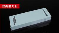 """Export Japanese whetstone M25  double side 400/1000# corundum 7.08*2.36*1"""" inch water whetstone sharpener system"""