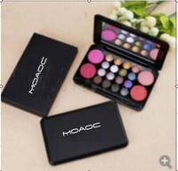 new popular!1pcs retail 2014 MK901 high quality brand 16colors eyeshadow+4colors blush,makeup kit free shipping