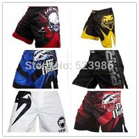 mixed martial arts mma shorts sport trunks multiple style sportswear men L-XXXL free shipping