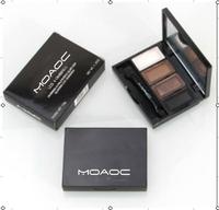 new popular!1pcs retail 2014 ES803 high quality brand 4colors eye shadow,makeup eyeshadow free shipping
