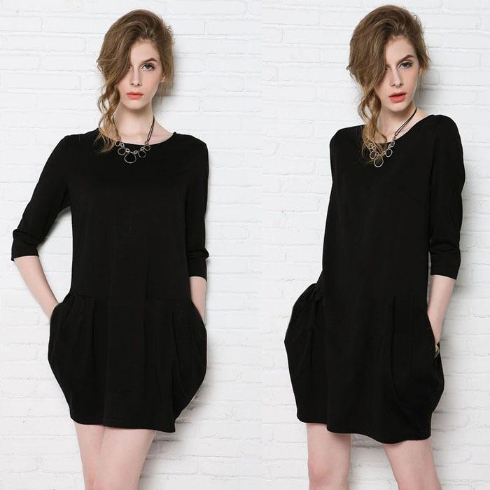 Женское платье 2015 s/xxxl ,  LMX128 женское платье leafan xxxl 2015 always in stock