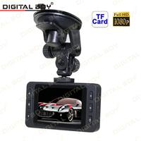 "Digital Boy 2.7""Car Dvr Full HD 1080P 120 Wide Angle Car Camera recorder K6000 With Night Vision with G-sensor 4 x Digital Zoom"